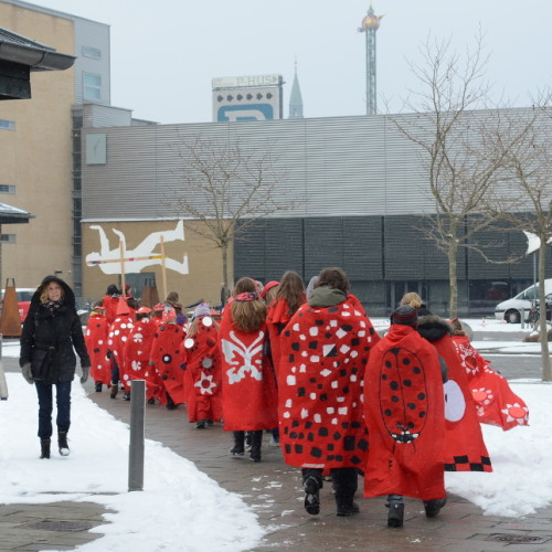 Tvillingehallen: Billedfagets Dag 2013