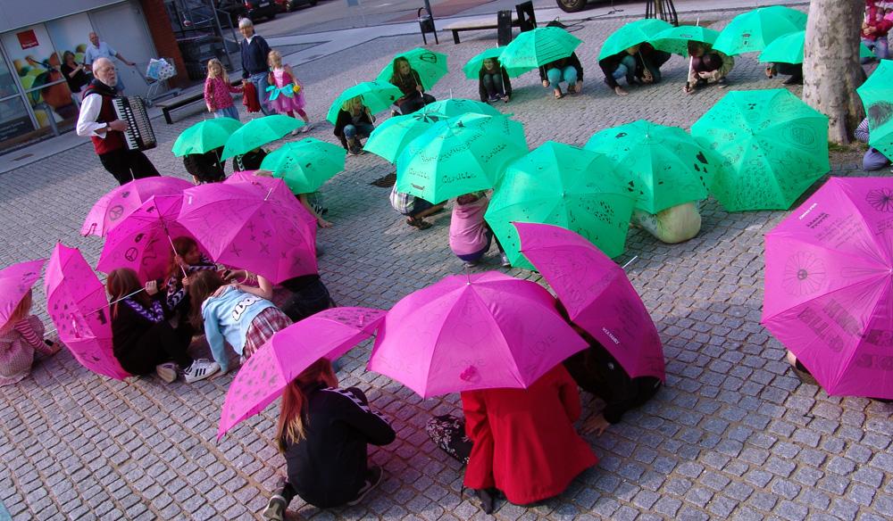 Hinnerup Billedskole. Foto: Line Frøslev